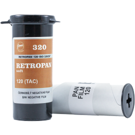 retropan 320 foma fomapan 120 black and white retro soft analog film