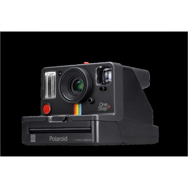 appareil photo instantané polaroid originals one step plus vintage noir graphite