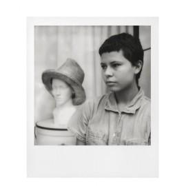pellicule instantanée polaroid originales i type i-type one step 2 one step plus noir et blanc bord blanc