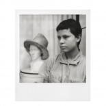 polaroid originals instant black and white film for i type cameras not vintage white frame