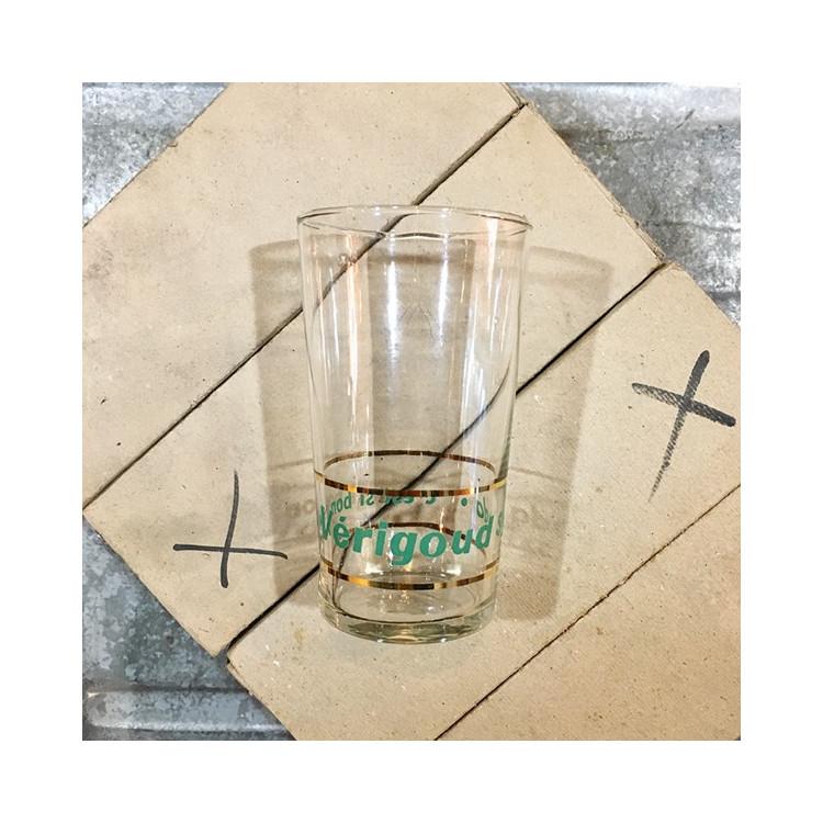 verre verrerie vérigoud ancien vintage bistrot bar restaurant 1960