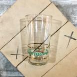 glass  vérigoud  vintage  bar restaurant drinks 1960