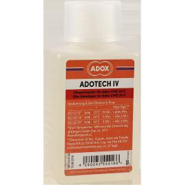 adox adotech iv cms 20 II film developper 35mm