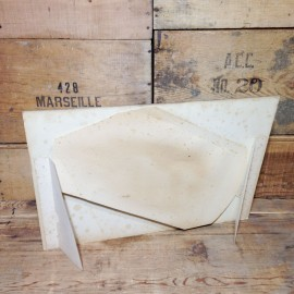 présentoir vittel relief ancien vintage carton vitrine pharmacie bellenger 1930