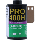 fuji fujifilm pro 400h 400iso couleur négatif 135 35mm pellicule argentique