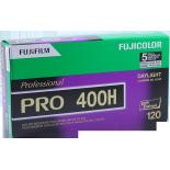 pac 5 pro 400h fujichrome fuji fujifilm 100 negative film medium format color 120