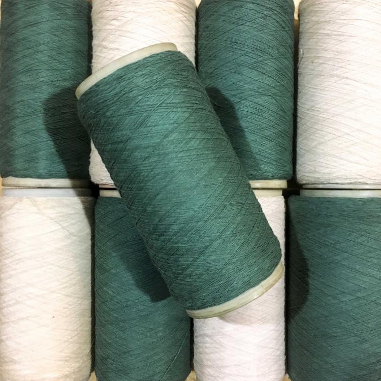 grande bobine cotton plastique ancien vintage couleur mercerie filature 1950