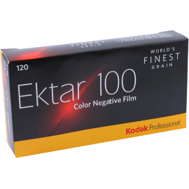 pack 5 kodak ektar 100 film 120 medium format color negative analog photography