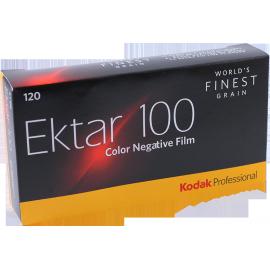 pack 5 kodak ektar iso 100 120 pellicule moyen format argentique 6 6 couleur grain très fin