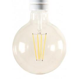 ampoule led e27 électricité quincaillerie lampe globe 7,5w