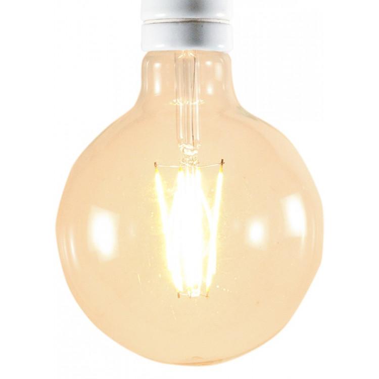light lightbulb led electricity e27 globe 7,5w
