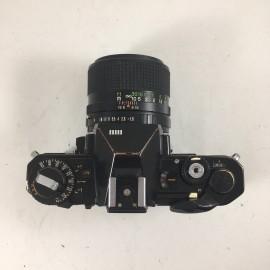 appareil argentique reflex 24 36 35mm fuji fujica AX 5 AX5 55mm 1.6 dm boitier