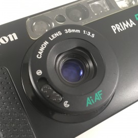 appareil prima 5 35mm point and shoot 135 compact