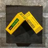 pellicule ancienne périmée 620 Kodak Tri-X Pan Tri X Panchromatique format rare 1965