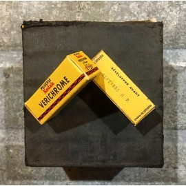 Expired film analog photography old 1950 Kodak verichrome v 129