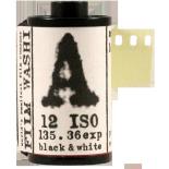 washi film a cinéma 35mm iso 50 noir et blanc artisanal basse sensibilité fort contraste