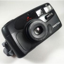 appareil pentax zoom-x zoom 38 60mm argentique 35mm 135 film pellicule