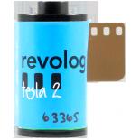 revolog tesla 2 éclair rouge 200 iso film couleur pellicule avec effet vintage lomo 36 poses éclair rouge