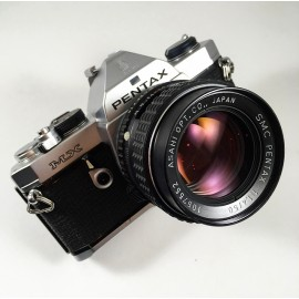 pentax mx 50mm 1.4 reflex argentique 35mm 135 appareil