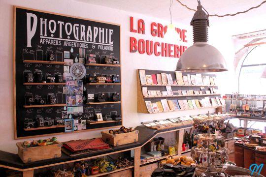 les ateliers de marinette boutique vintage brocante à lyon magasin antiquites antiquaire 1950 1960 vieux lyon 69005 rhone
